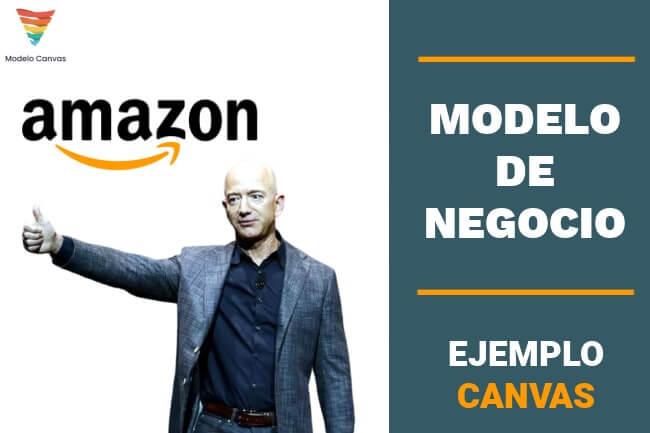 modelo de negocio amazon