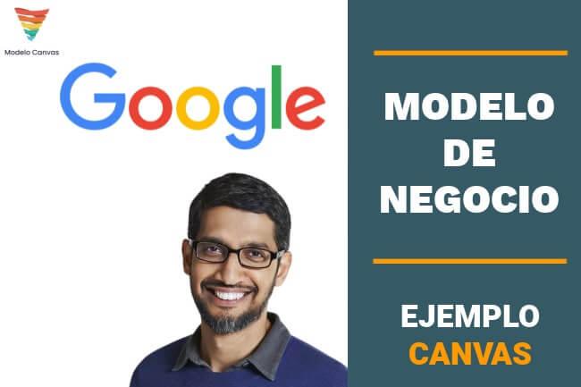modelo de negocio google