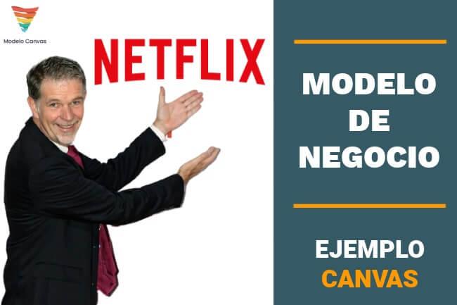 modelo de negocio netflix