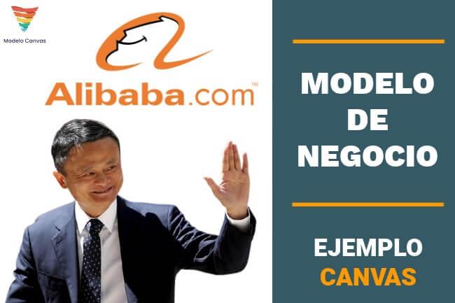 modelo de negocio alibaba