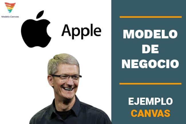 modelo de negocio apple